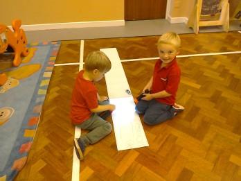 Designing a road
